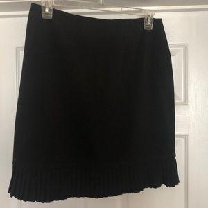 Versailles Black Skirt